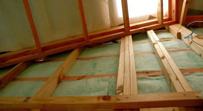 Ceiling Insulation DIY Guide