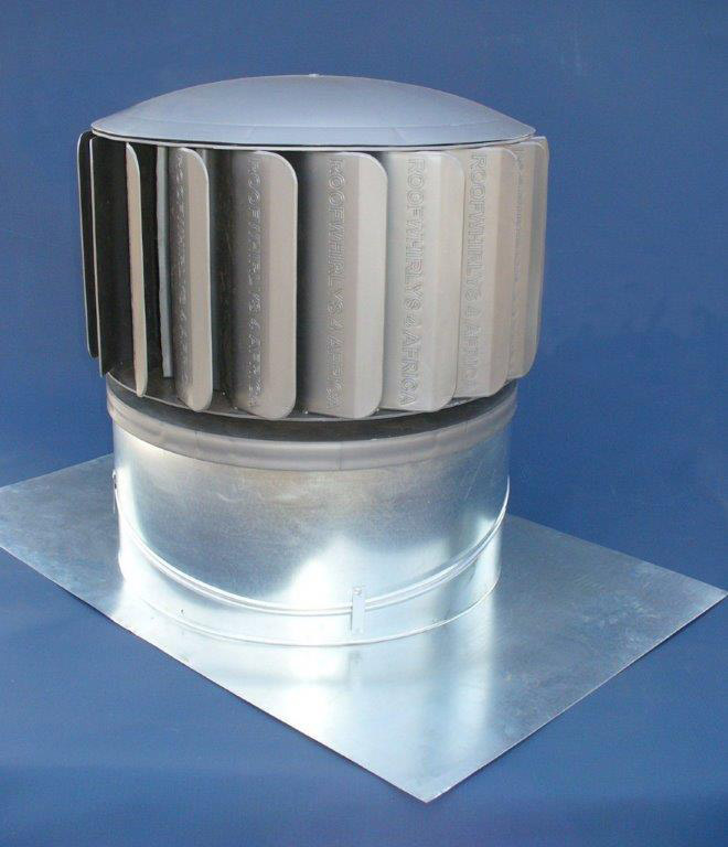 Whirlybird Roof Vents : Mm whirlybird vents roof ventilation air extractor