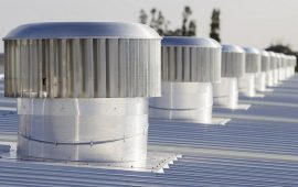 industrial roof ventilation systems in johannesburg