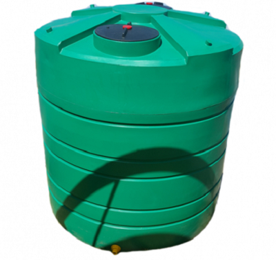 Polyethylene Rainwater Harvesting Storage Tanks