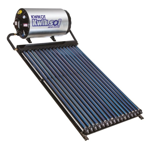 Direct 150 Litre Solar Geyser Kwikot Kwiksol